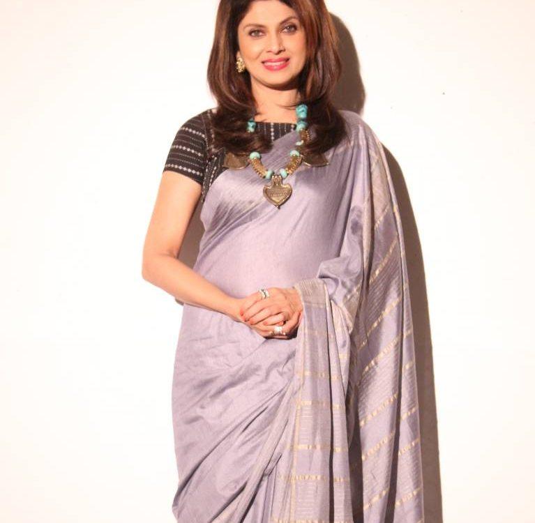 Varsha Usgaonkar returns to Television with ZEE TV's Jamai Raja